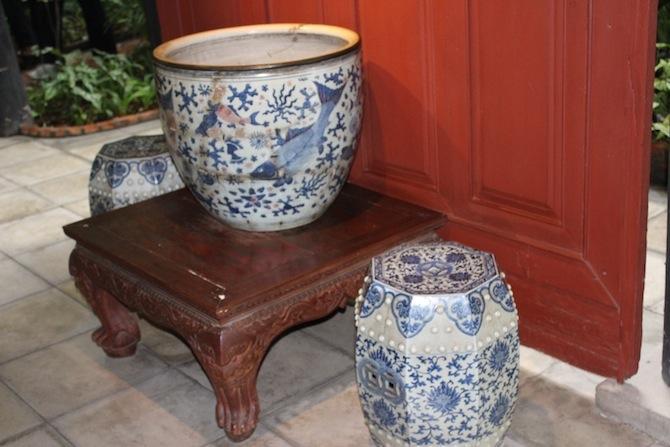 China Garden Chair