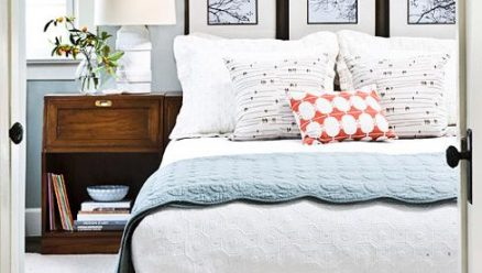 Creating a perfect guest bedroom