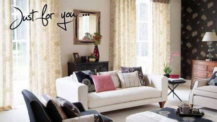 Why choose ready made or made to measure curtains?