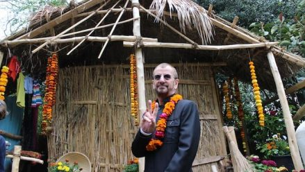 Ringo Starr talks about Water Aid Garden, Chelsea Flower Show 2013